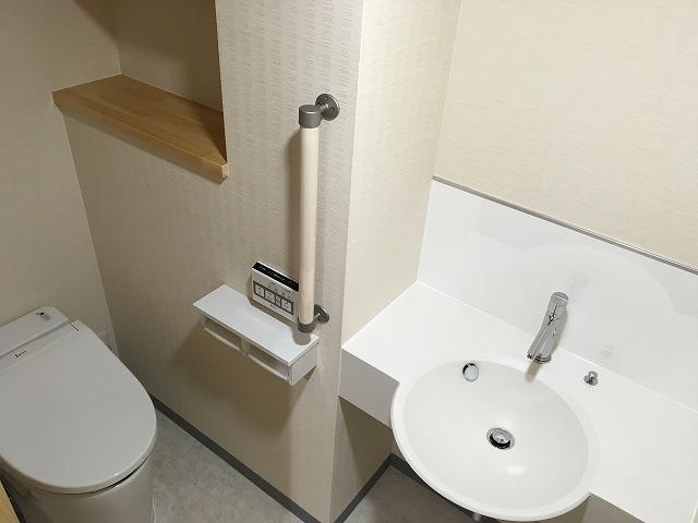 トイレ・手洗い